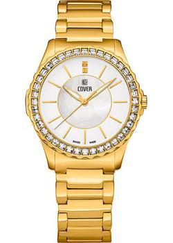 Швейцарские наручные  женские часы Cover CO191.03. Коллекция Trend Althea