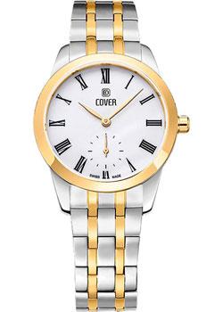 Швейцарские наручные  женские часы Cover CO195.08. Коллекция Nobila