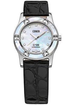 Швейцарские наручные  женские часы Cover CO99.06. Коллекция Ladies