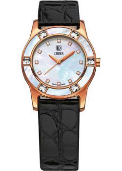 Швейцарские наручные  женские часы Cover CO99.10. Коллекция Ladies