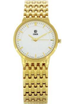 Швейцарские наручные  женские часы Cover PL42006.02. Коллекция Reflections