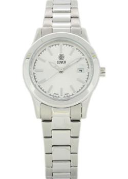 Швейцарские наручные  женские часы Cover PL42032.02. Коллекция Reflections