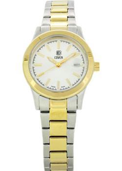 Швейцарские наручные  женские часы Cover PL42032.03. Коллекция Reflections