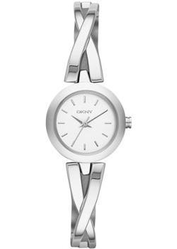 fashion наручные женские часы DKNY NY2169. Коллекция Crosswalk