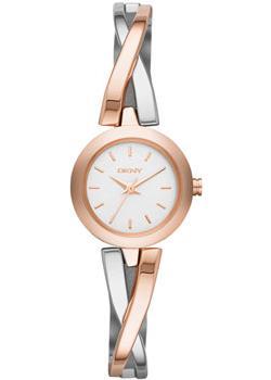 fashion наручные  женские часы DKNY NY2172. Коллекция Crosswalk