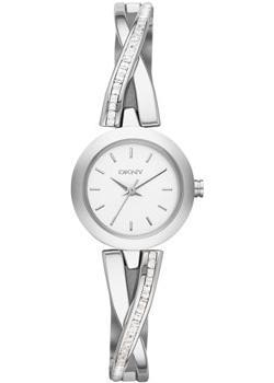 fashion наручные  женские часы DKNY NY2173. Коллекция Crosswalk