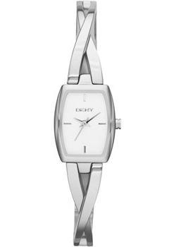 fashion наручные  женские часы DKNY NY2234. Коллекция Crosswalk
