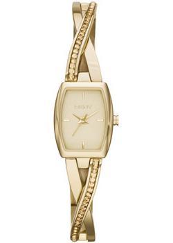 fashion наручные  женские часы DKNY NY2237. Коллекция Crosswalk