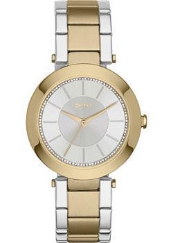 fashion наручные  женские часы DKNY NY2334. Коллекция Stanhope