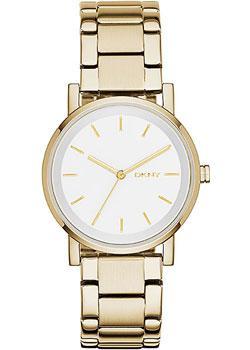 fashion наручные  женские часы DKNY NY2343. Коллекция Soho