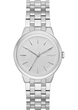 fashion наручные  женские часы DKNY NY2381. Коллекция Park Slope