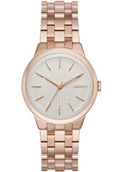 fashion наручные  женские часы DKNY NY2383. Коллекция Park Slope