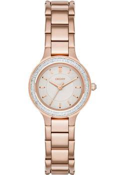 fashion наручные  женские часы DKNY NY2393. Коллекция Chambers