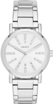 fashion наручные  женские часы DKNY NY2416. Коллекци Soho
