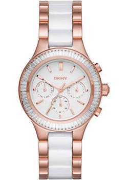 fashion наручные  женские часы DKNY NY2498. Коллекция Chambers