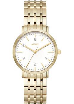 fashion наручные  женские часы DKNY NY2503. Коллекция Minetta