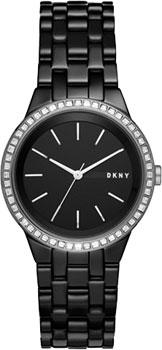 fashion наручные  женские часы DKNY NY2529. Коллекция Park Slope