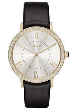 fashion наручные  женские часы DKNY NY2544. Коллекция Willoughby