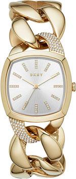 fashion наручные  женские часы DKNY NY2570. Коллекция Chanin