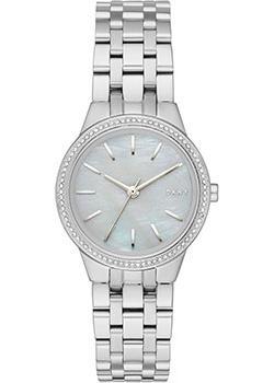 fashion наручные  женские часы DKNY NY2571. Коллекция Park Slope