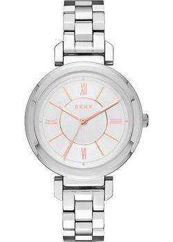 Наручные  женские часы DKNY NY2582. Коллекция Ellington
