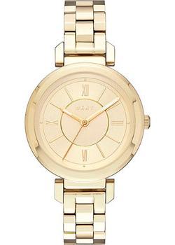fashion наручные  женские часы DKNY NY2583. Коллекция Ellington