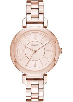 fashion наручные  женские часы DKNY NY2584. Коллекция Ellington