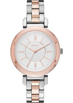 fashion наручные  женские часы DKNY NY2585. Коллекция Ellington