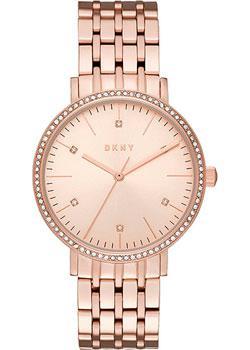 fashion наручные  женские часы DKNY NY2608. Коллекци Minetta