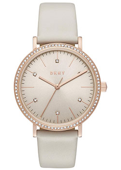 Наручные  женские часы DKNY NY2609. Коллекция Minetta