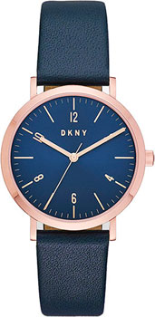fashion наручные  женские часы DKNY NY2614. Коллекция Minetta