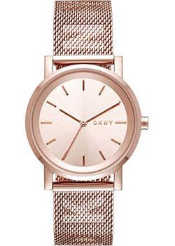 fashion наручные  женские часы DKNY NY2622. Коллекция Soho