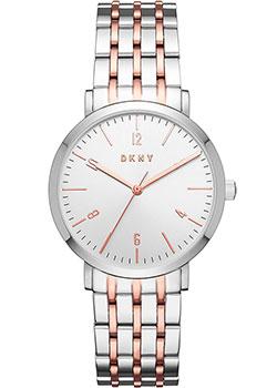 fashion наручные  женские часы DKNY NY2651. Коллекция Minetta