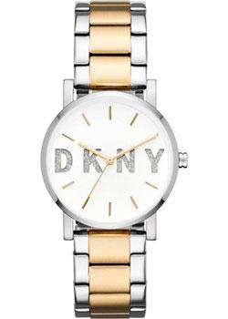 fashion наручные  женские часы DKNY NY2653. Коллекция Soho