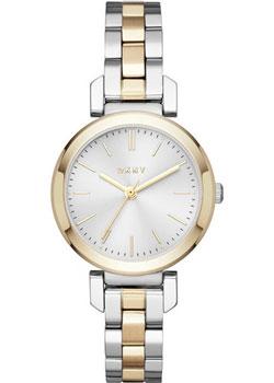fashion наручные  женские часы DKNY NY2655. Коллекция Ellington