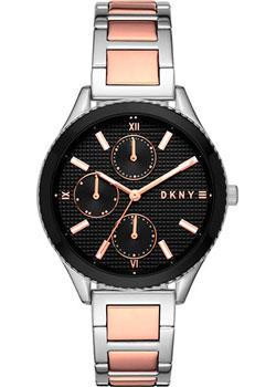 fashion наручные  женские часы DKNY NY2659. Коллекция Rockaway