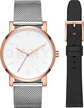 fashion наручные  женские часы DKNY NY2663. Коллекция Soho