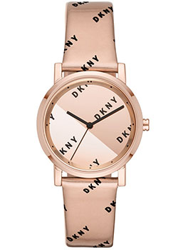 Наручные  женские часы DKNY NY2804. Коллекция Soho