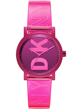 Наручные  женские часы DKNY NY2809. Коллекция Soho