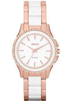 fashion наручные женские часы DKNY NY8821. Коллекция Crystal collection