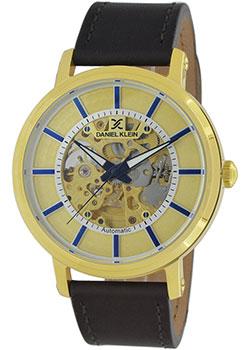 fashion наручные  мужские часы Daniel Klein DK11451-4. Коллекция Skeleton.