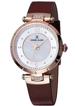 07be8462 Fashion наручные женские часы daniel klein dk11902-6. коллекция