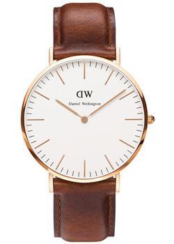 fashion наручные  мужские часы Daniel Wellington 0106DW. Коллекция St Mawes. Производитель: Daniel Wellington, артикул: w160420