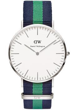 fashion наручные  мужские часы Daniel Wellington 0205DW. Коллекция Warwick. Производитель: Daniel Wellington, артикул: w160429