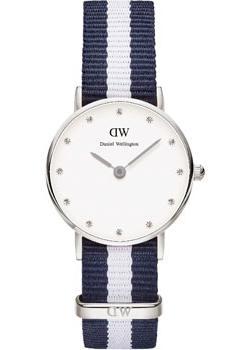 fashion наручные  женские часы Daniel Wellington 0928DW. Коллекция Glasgow. Производитель: Daniel Wellington, артикул: w160399