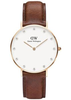 fashion наручные  женские часы Daniel Wellington 0950DW. Коллекция St Mawes