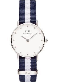 fashion наручные  женские часы Daniel Wellington DW00100074. Коллекция Glasgow