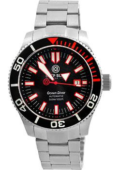 Швейцарские наручные  мужские часы Deep Blue ODRED. Коллекци Ocean Diver
