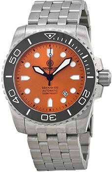 Швейцарские наручные  мужские часы Deep Blue SRABC. Коллекци Sea Ram Automatic