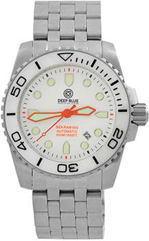 Швейцарские наручные  мужские часы Deep Blue SRAWA. Коллекци Sea Ram Automatic